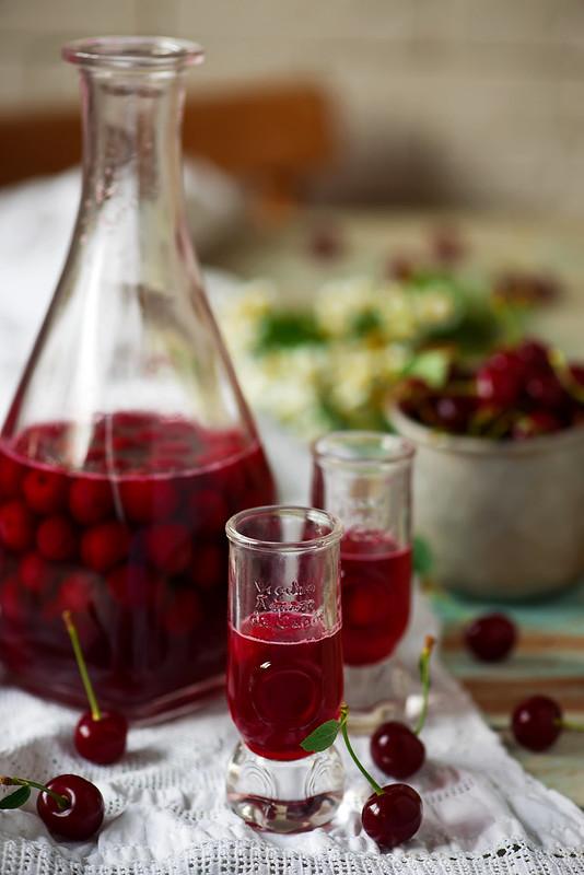 Cherry vodka.1