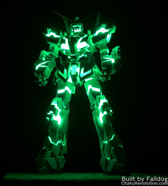 RG Unicorn TWC Lighting Model 6
