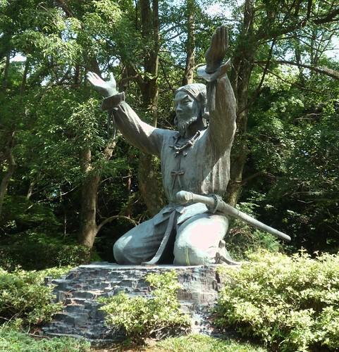 Ōkuninushi_Bronze_Statue
