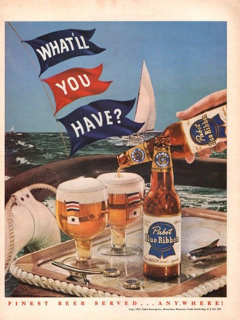 pabst-1951-flags