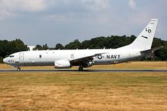 168433 | Boeing P-8A Poseidon (737-8FV) | US Navy