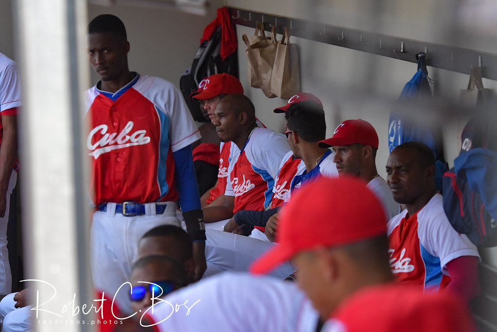 Equipo Cuba en Haarlem 2018