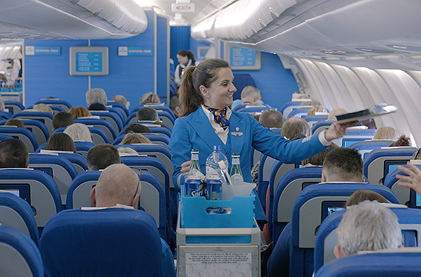 KLM Catering Economy 2018 (KLM)