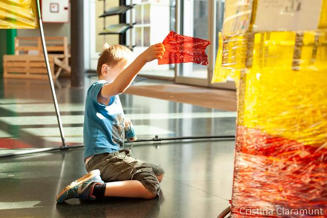 Activitats infantils XI Mostra Sonora i Visual