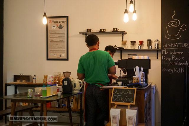 unjuan kopi sidji bintaro barista - kadungcampur