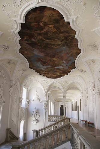 ¤ Barockes Deutschordenschloss Ellingen | Franken | GERMANY