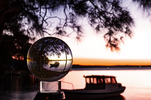 Boat in a Ball