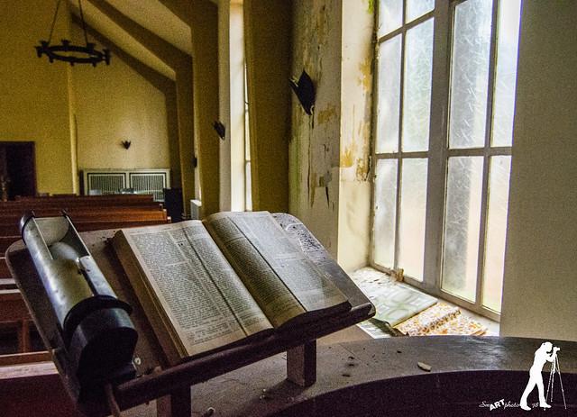Lost Places Kapelle