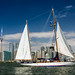 Beautiful Toronto Sail - HMCS ORIOLE by Royal Canadian Navy / Marine royale canadienne