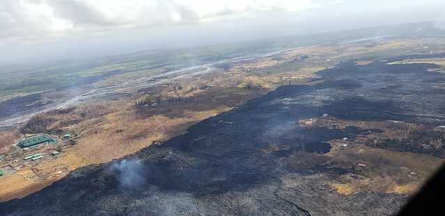 07/05/2018: Kilauea, HI - East Rift Zone Eruption Event