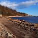 View On Fife Coastal Path Near West Wemyss