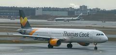 Thomas Cook A-321 at FRA