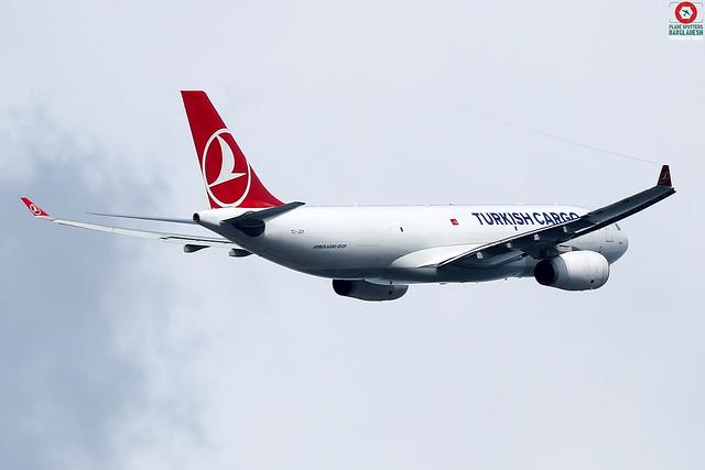 TC-JOY Turkish Airlines Airbus A330-243F.