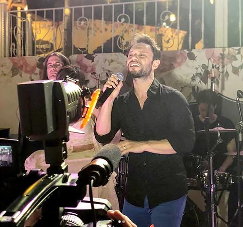 Ünlü şarkıcı Aydilge dünyaevine girdi