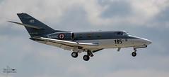 French Marine Dassault Falcon 10