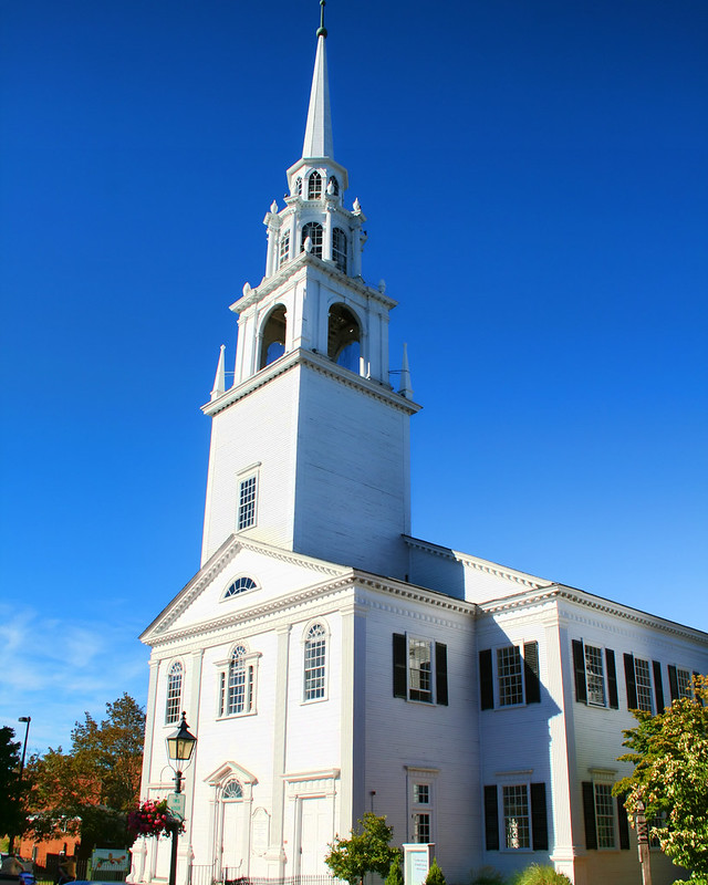 Newburyport Unitarian Universalist Church