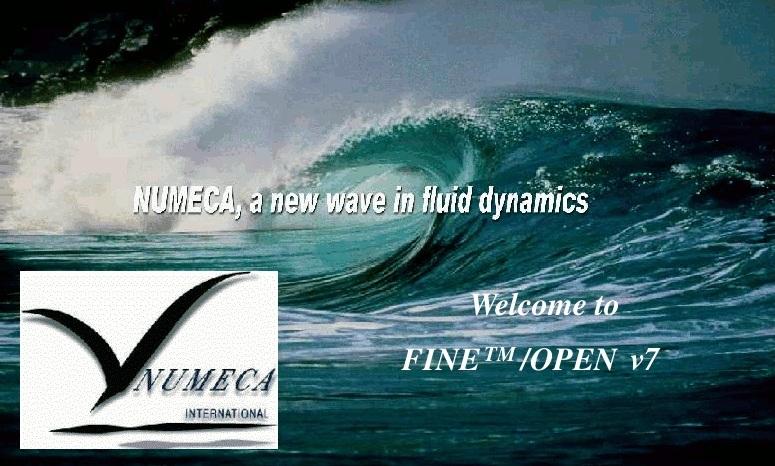 NUMECA FINE-Open 7.2 win64 full crack