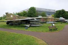 Mikoyan-Gurevich MiG-23MF 120