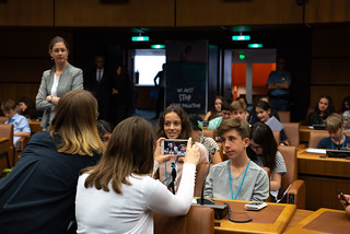 Children's Summit on Ocean Pollution