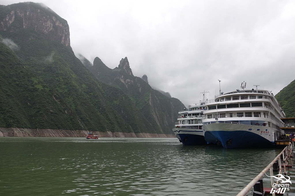 神女溪-長江三峽-17