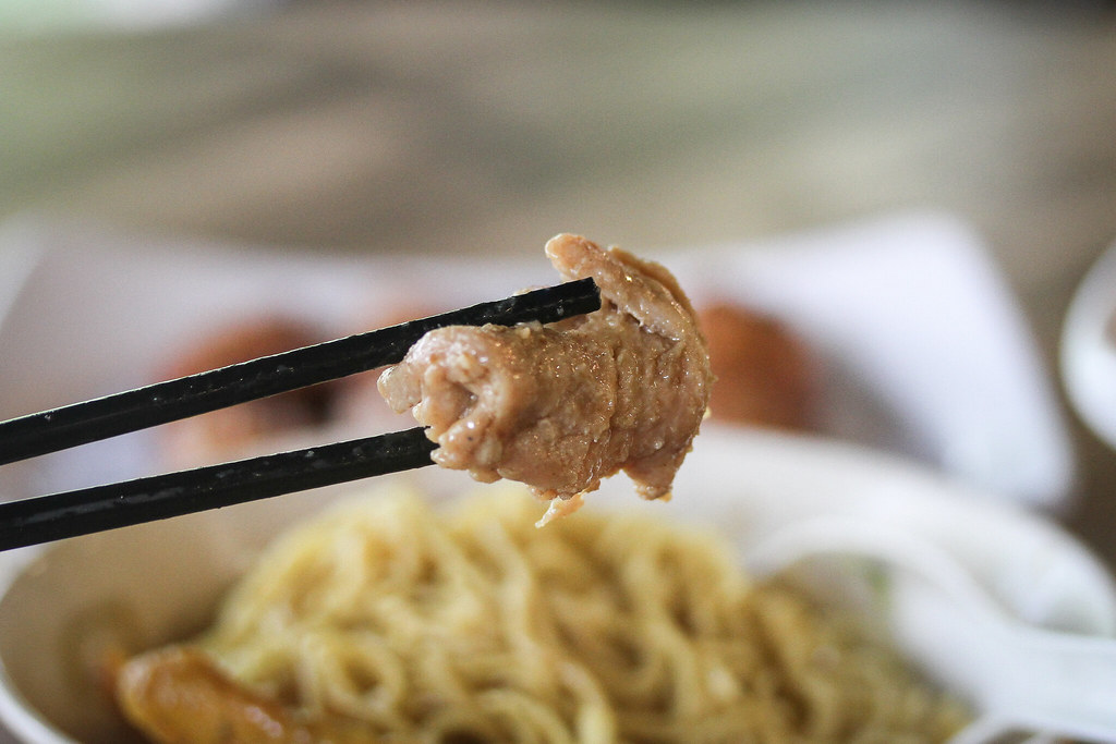 泰国融合肆意梅伊炒猪肉