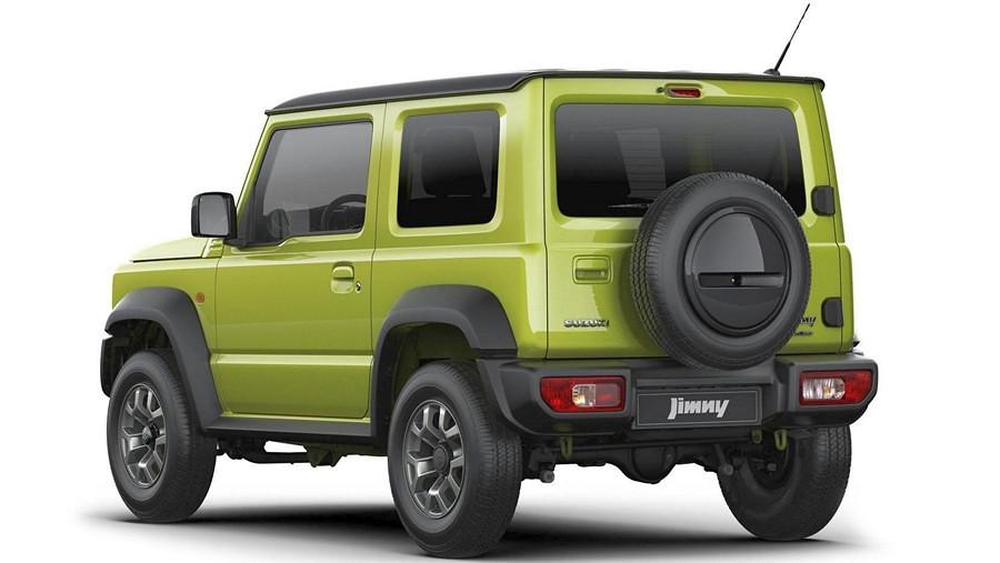 Suzuki Jimny pretstavuvanje 4