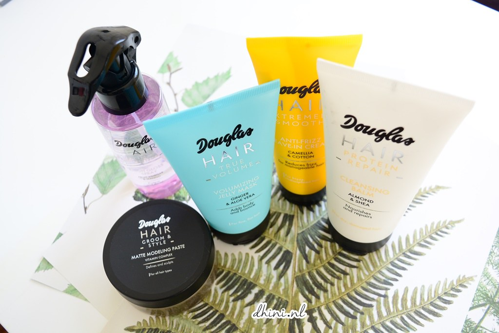 Douglas Hairproducten