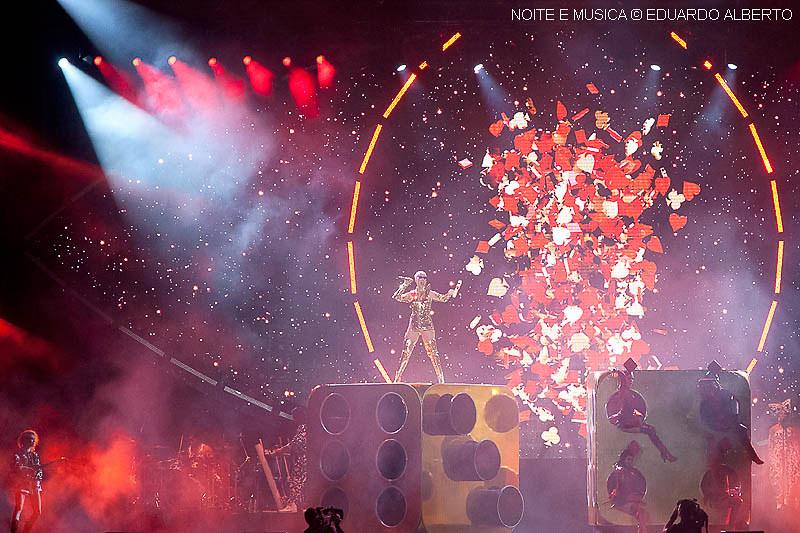 Katy Perry - Rock in Rio-Lisboa '18