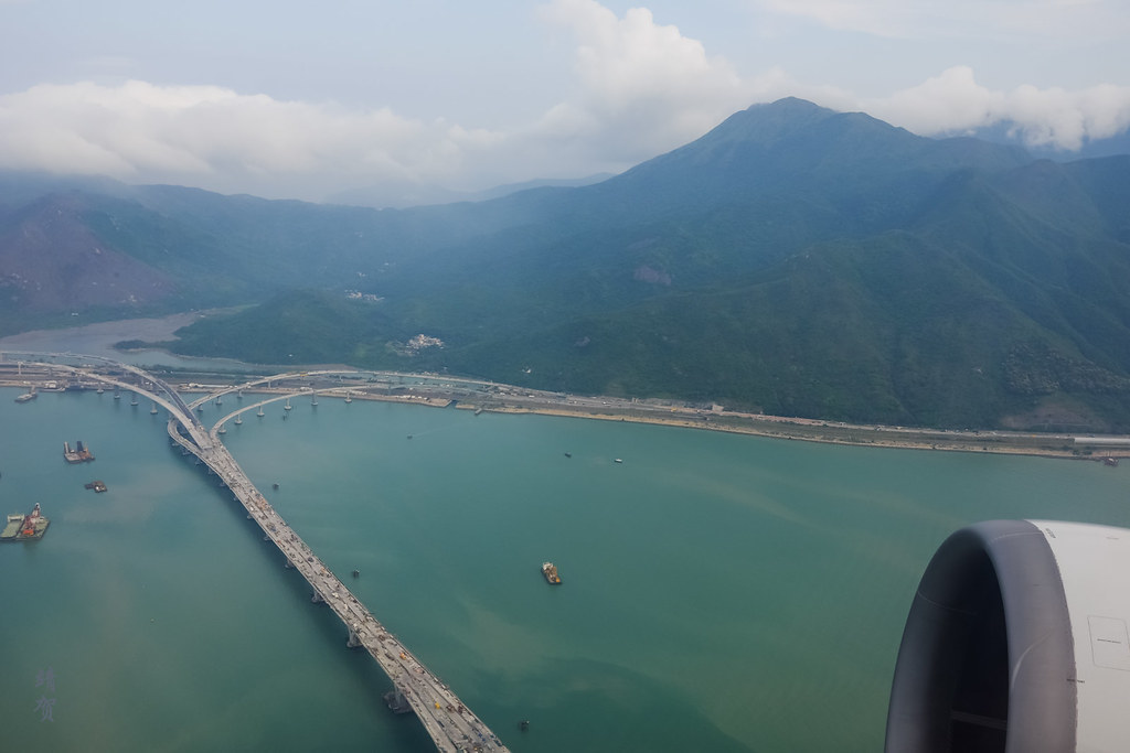 Start of HK-Zhuhai-Macau Bridge