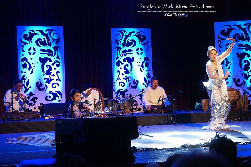 Rainforest World Music Festival 08