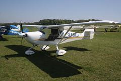 G-FOXU Aeropro Eurofox [BMAA HB 673] Popham 060518