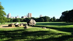 Dizzy Rocks   Central Park NYC   July 7, 2018