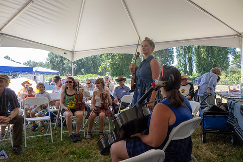 Cayley Schmidt Fiddle Tune Workshop
