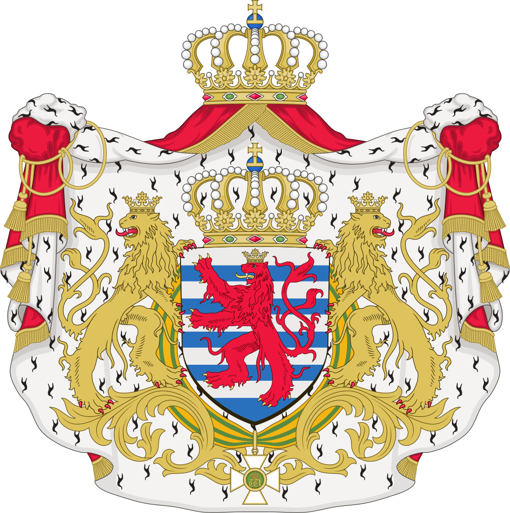 Great Coat of Arms of Luxembourg