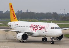 Pegasus Airlines A320-200NEO TC-NBO