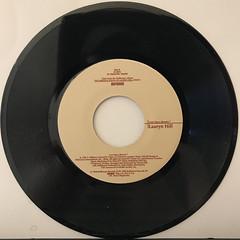 LAURYN HILL:DOO WOP(THAT THING)(RECORD SIDE-B)