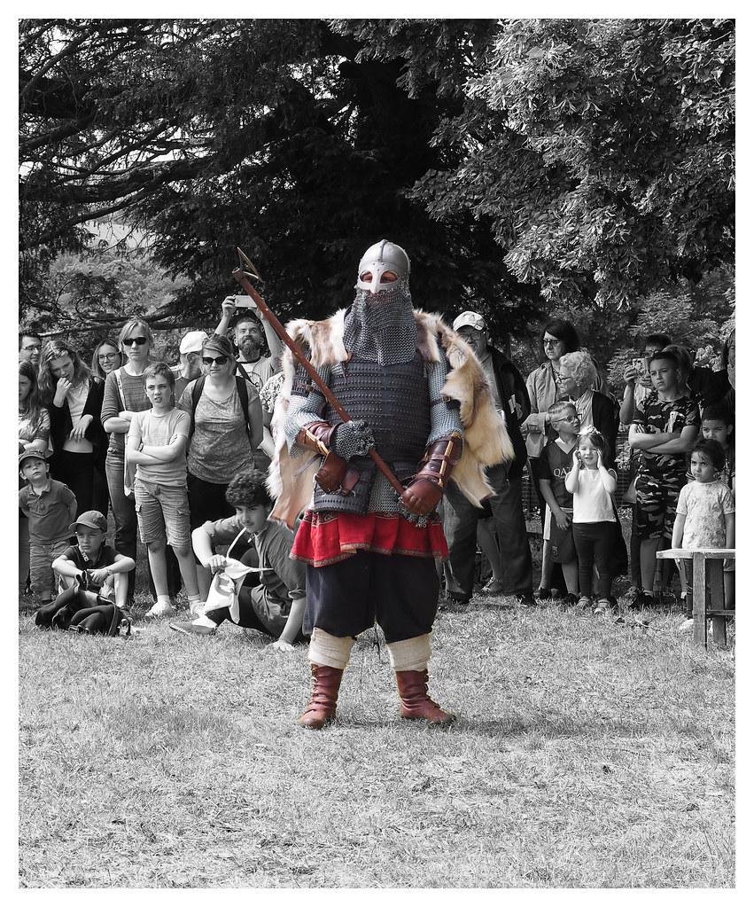 Fête médiévale Roche la molière 2018