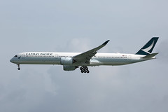 B-LXA A350-1000 Cathay Pacific Hong Kong