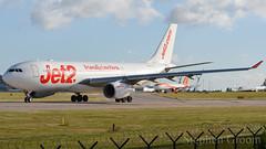 Jet2.com Airbus A330-243 G-VYGL