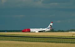 Norwegian Boeing 737-800 Sonderlackierung 22.6.2018