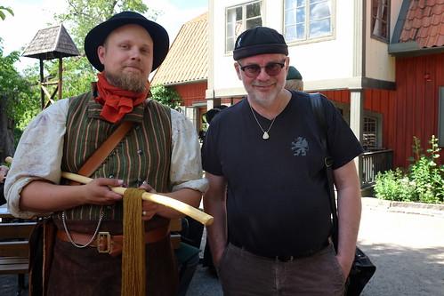 Anders Lindkvist och Bror-Tommy Sturk