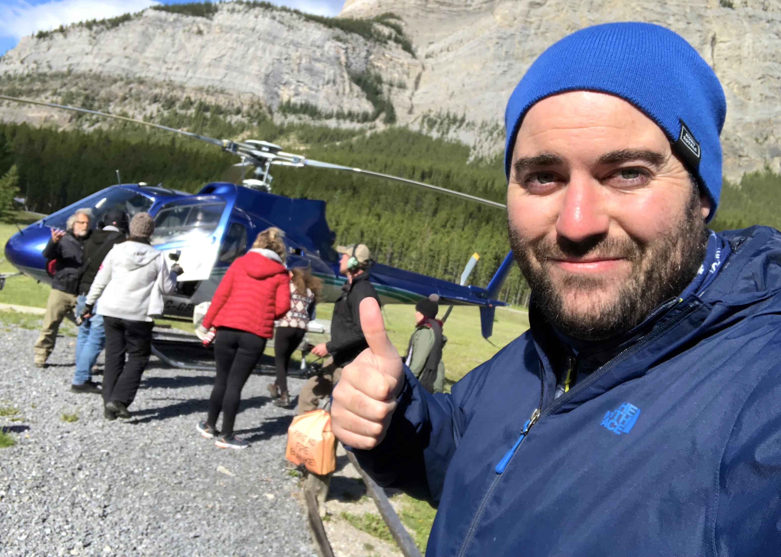 Canada Rockies TrekAmerica Itrekhere 2018 181