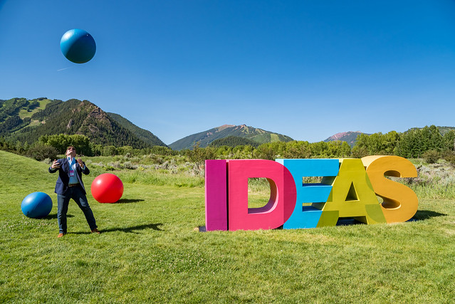 2018 Aspen Ideas Photos | Aspen Ideas Festival