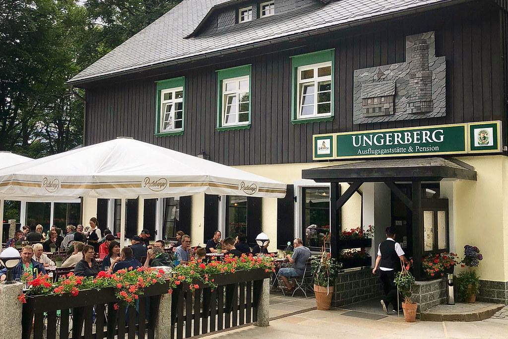 Ulbersdorf, Unger, Schönbach