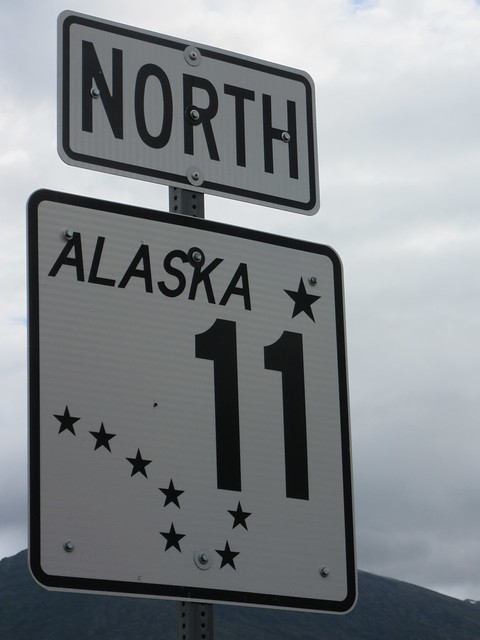 State route 11 - Alaska, Canon POWERSHOT SX600 HS