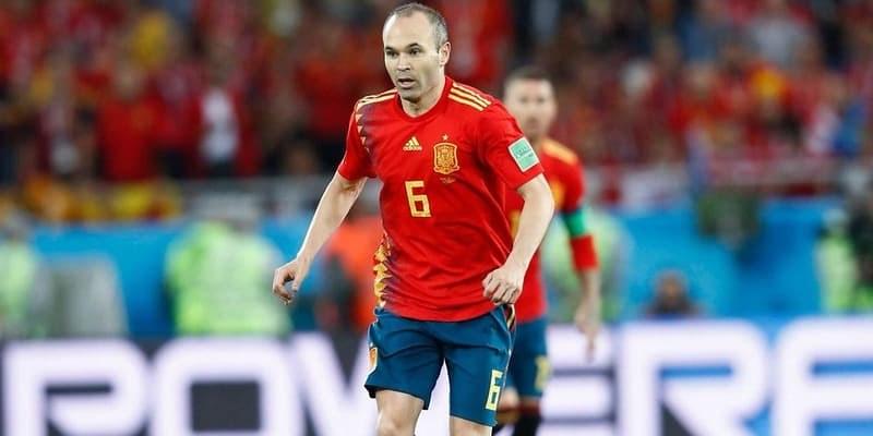 Pelatih Spanyol Kagum Dengan Sikap Andres Iniesta