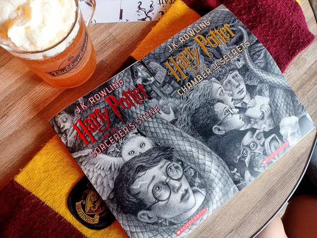 Harry Potter 20th Anniversary Cover (3 of 29)