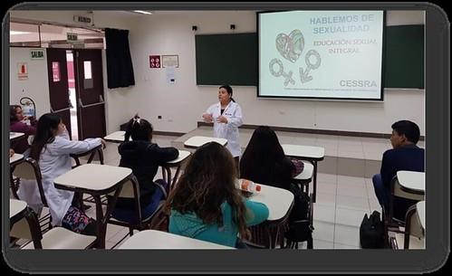 USMP - FOE: APUESTA POR EL DESARROLLO INTEGRAL DE LA POBLACIÓN ESTUDIANTIL
