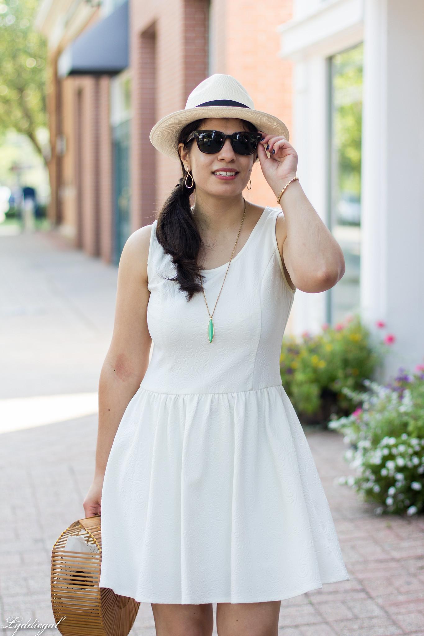 little white dress, panama hat, bamboo bag-5.jpg