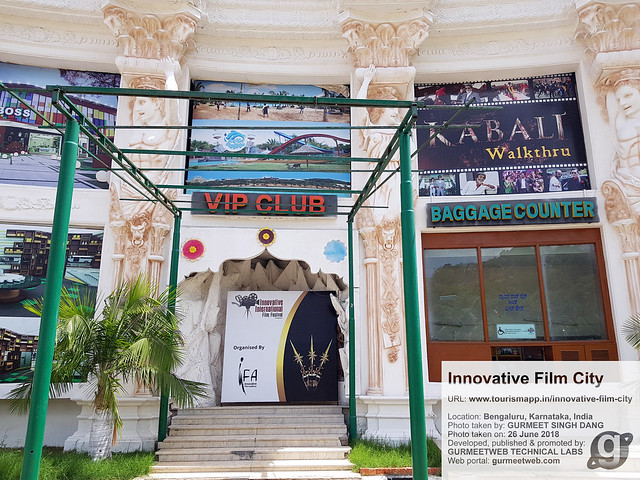 Innovative Film City, Bengaluru, Karnataka, India